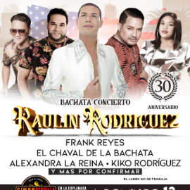Image for Raulin Rodriguez & Friends in Orlando,FL