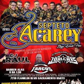 Image for Septeto Acarey En Sacramento, CA