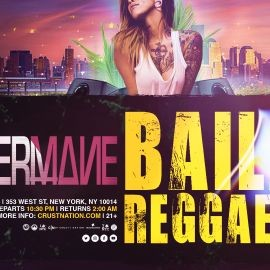 Image for BAILAR REGGAETON Boat Party around Manhattan Yacht Cruise NYC