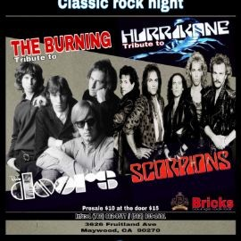 Image for Classic rock night