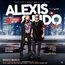 Image for Alexis & Fido Takes Over Bravo Bravo