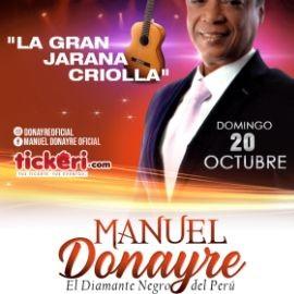 Image for La Gran Jarana Criolla Con Manuel Donayre En Queens,NY