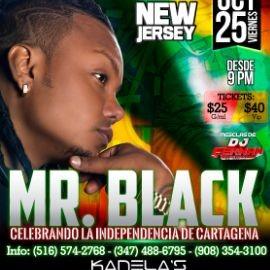 Image for Mr Black En Concierto En Elizabeht,NJ