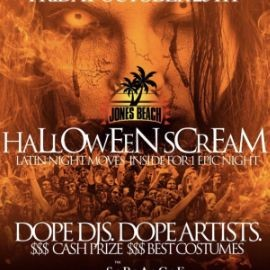 Image for Jones Beach Halloween Scream At The Space Westbury Theater