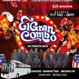 Image for El Gran Combo en Atlantic City