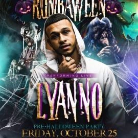 Image for LYANNO PERFOMING LIVE AT RUMBA ROOM LIVE 21+