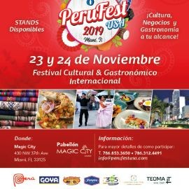 Image for PERU FEST USA 2019 Domingo