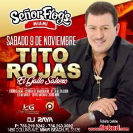 Image for Tito Rojas en Miami
