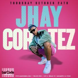 Image for Jhay Cortez Performing Live @barCode