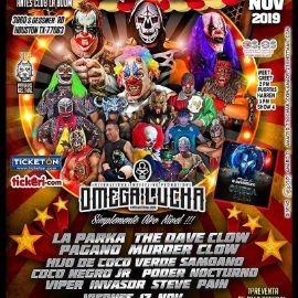 Image for Circo Kaos con Omega Lucha En Houston, TX
