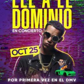 Image for Ele A El Dominio, en Galaxy Nightclub