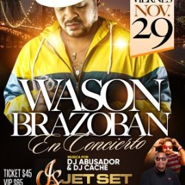 Image for Wason Brazoban En Concierto En Reading,PA