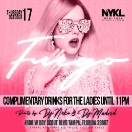 Image for Fuego Thursdays at NYKL