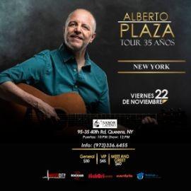 Image for Alberto Plaza en Concierto New York