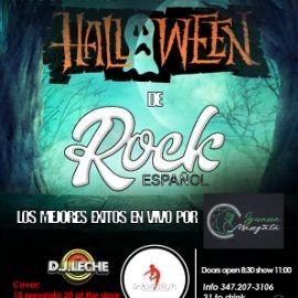 Image for Halloween De Rock En Español En Jackson Heights,NY