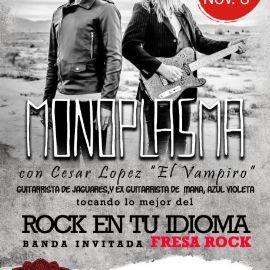 Image for Monoplasma - Lo Mejor del Rock en tu Iidioma - Mc Allen, Texas