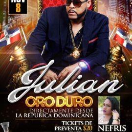 Image for Julian Oro Duro & Orquesta