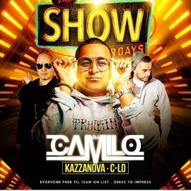 Image for Latin Saturdays DJ Camilo Live At Amadeus Nightclub