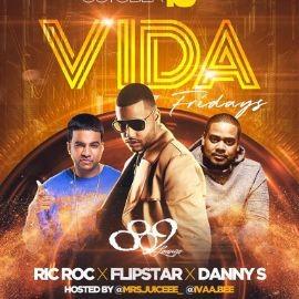 Image for Vida Fridays DJ Flipstar Live At 809 Lounge