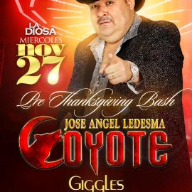 Image for EL COYOTE EN LOS ANGELES