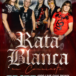 Image for RATA BLANCA EN ATLANTA, GA