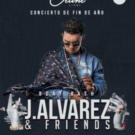 Image for J Alvarez & Friends  ''Concierto de Fin de Año 2019''