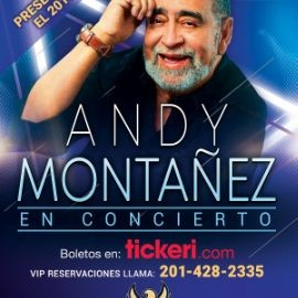 Image for Andy Montanez LIVE at Empire Lounge!