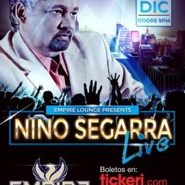 Image for Nino Segarra LIVE at Empire Lounge!