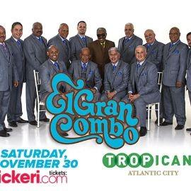 Image for El Gran Combo de Puerto Rico en Atlantic City!