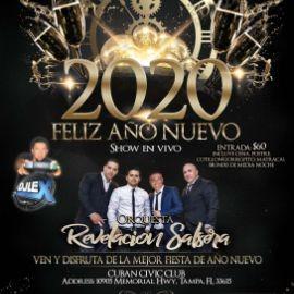 Image for Feliz Año 2020, Cena de Gala
