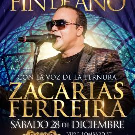 Image for La Fiesta Oficial de fin de Año con Zacarias Ferreira