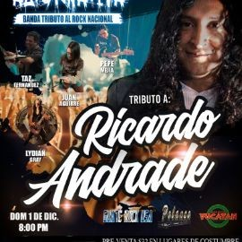 Image for TRIBUTO A RICARDO ANDRADE