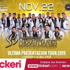 Image for Banda Los Sebastianes De Mazatlan Sinaloa En Concierto En Pico Rivera,CA