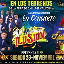 Image for Aaron y Su Grupo Ilusion En Concierto En San Jose,CA