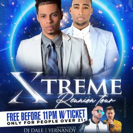 Image for XTREME (Reunion tour)