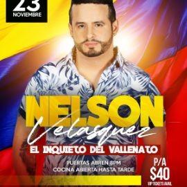 Image for NELSON VELASQUEZ