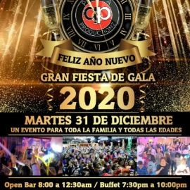 Image for CENA DE GALA BAILABLE 2020