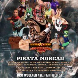 Image for Lucha Libre Mexicana en Fairfield,CA