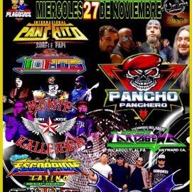 Image for Rock&sonidero acción de gracias fest