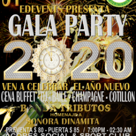 Image for Gala Party 2020