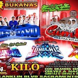 Image for Efren David,Grupo Cumbia, DJ Kilo y Mas En Sacramento,CA