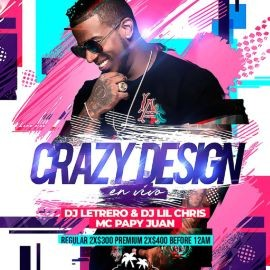 Image for Crazy Design Live!!!!!