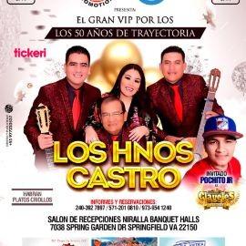 Image for Los Hermanos Castro En Concierto En Springfield,VA