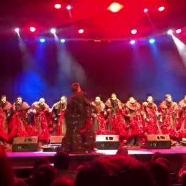 Image for Carnaval Uruguayo  Elizabeth NJ.