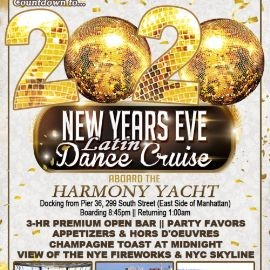 Image for New Year's Eve Latin Dance Cruise - Harmony Yacht