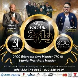 Image for Rumba de Fin De Año En Houston,TX