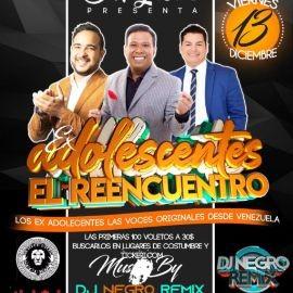 Image for Ex Adolescentes El Reencuentro!