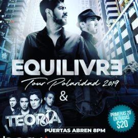Image for Tour Polaridad 2019 Con Equilivre & Teoria Q En Newark,NJ
