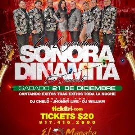 Image for LA SONORA. DINAMITA.