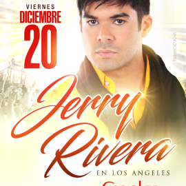 Image for JERRY RIVERA en Los Angeles